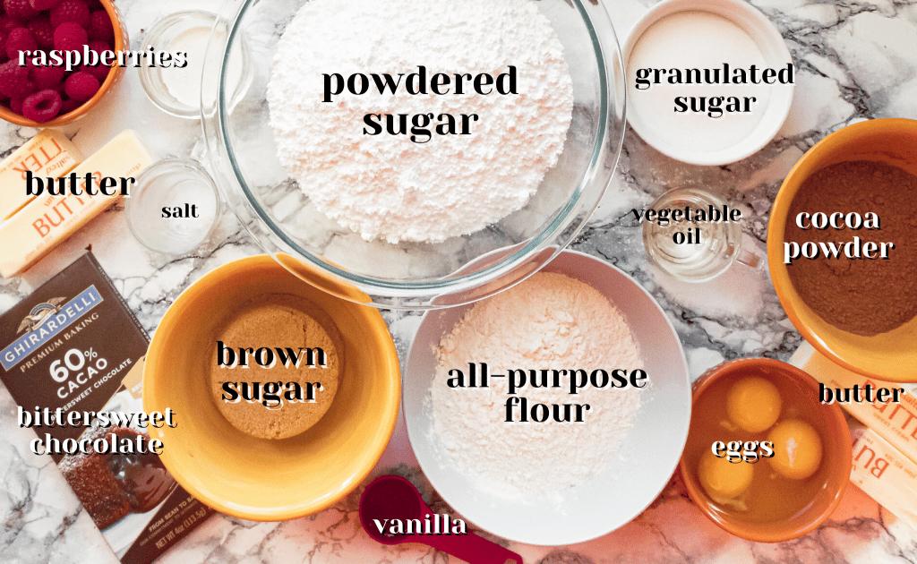 ingredients list