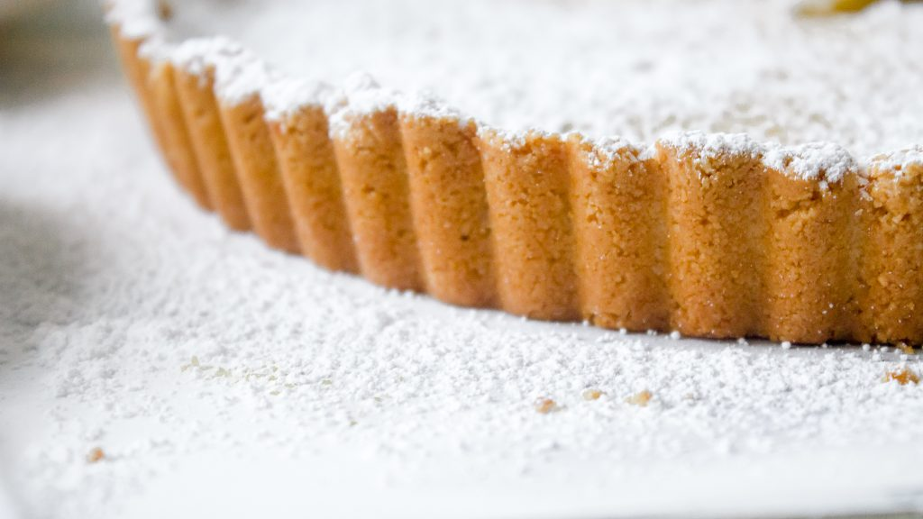 Gluten-Free Passionfruit Almond Tart Recipe | Chenée Today