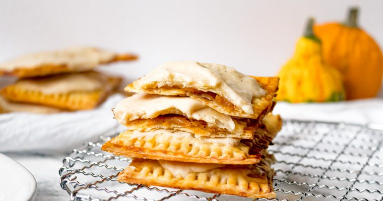 Sweet Potato Pop Tarts Recipe + Black History Month Virtual Potluck 2021