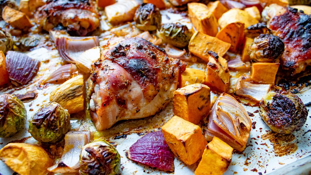 paleo chicken thigh recipe