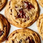 Small Batch Chocolate Chip Cookies with Brown Butter and Sea Salt