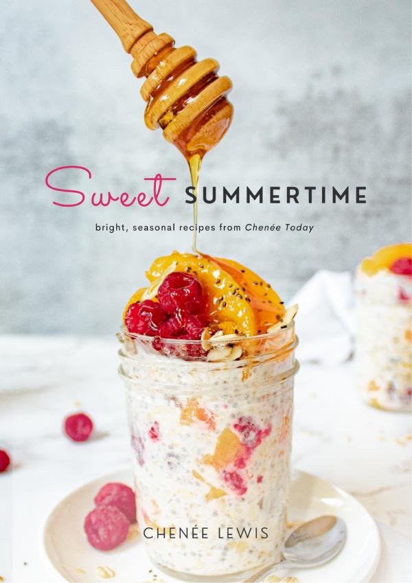 summer desserts cookbook