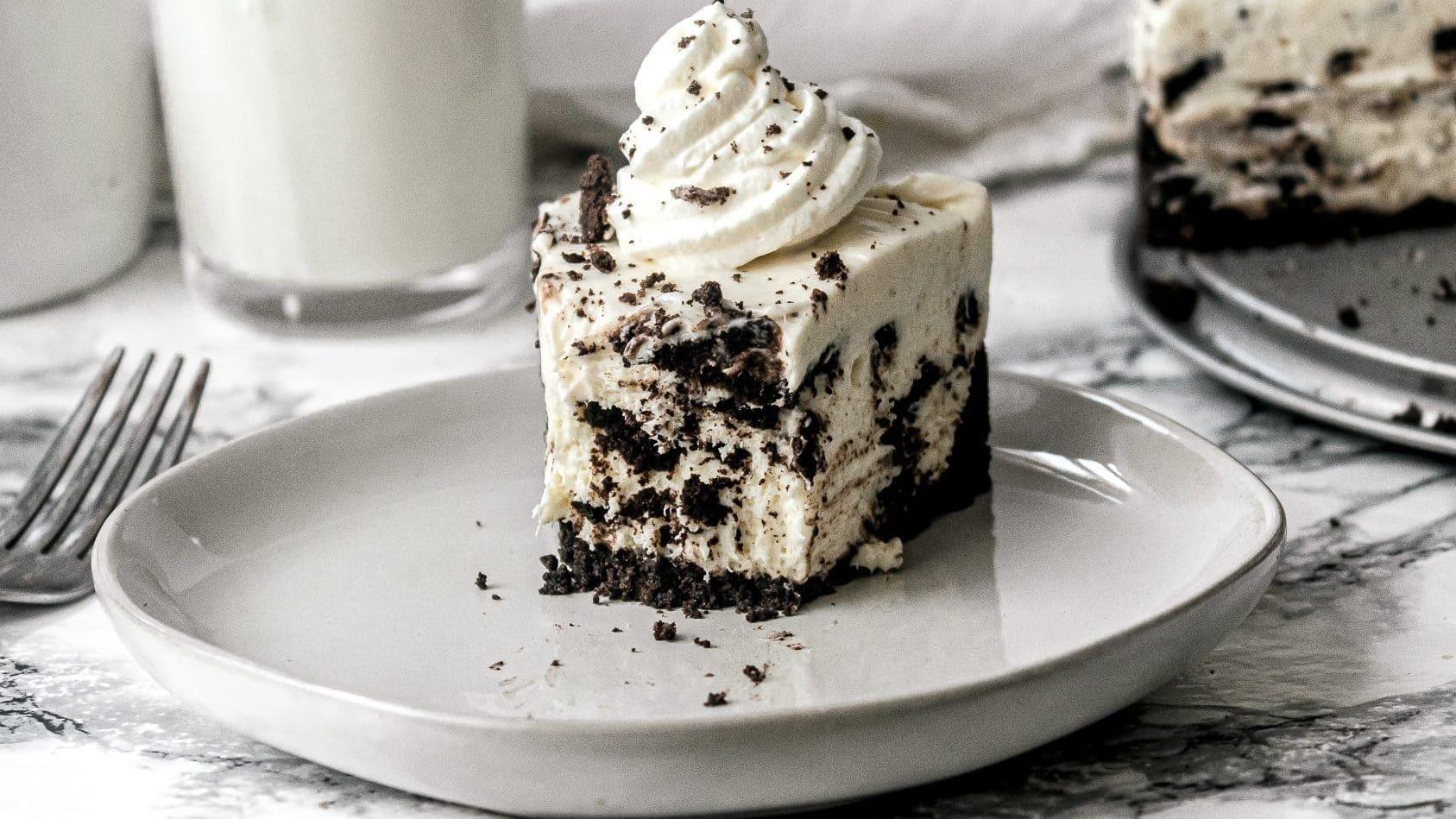 Best Easy No Bake Oreo Cheesecake Recipe   Chenée Today